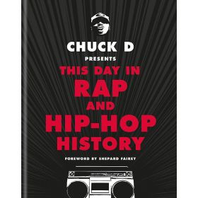 This Day in Rap and Hip-Hop History (Hardcover)