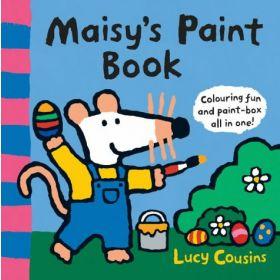 Maisy's Paint Book (Paperback)