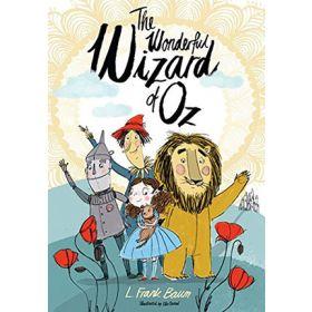 The Wonderful Wizard of Oz, Alma Junior Classics (Paperback)