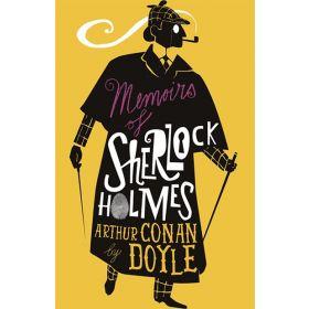 Memoirs of Sherlock Holmes, Alma Junior Classics (Paperback)