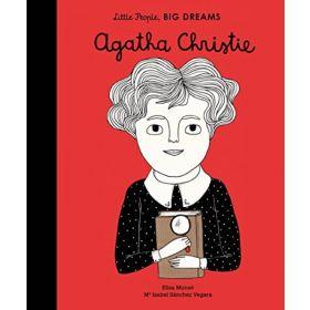 Little People, Big Dreams: Agatha Christie (Hardcover)
