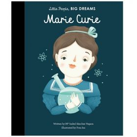Marie Curie: Little People, Big Dreams (Hardcover)