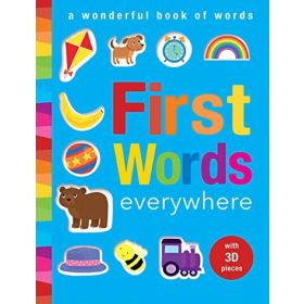 First Words Everywhere (Hardcover)