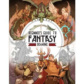 Beginner's Guide to Fantasy Drawing (Paperback)
