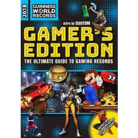 Guinness World Records 2018 Gamer's Edition: The Ultimate Guide to Gaming Records (Hardcover)