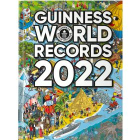 Guinness World Records, 2022 Edition (Hardcover)