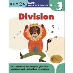 Kumon Math Workbooks: Grade 3 Division (Paperback)