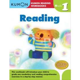 Grade 1 Reading, Kumon Reading Workbooks (Paperback)