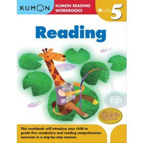 Kumon Reading Workbooks: Grade 5 Reading (Paperback)
