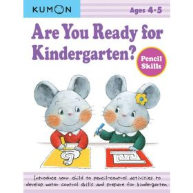Are You Ready for Kindergarten? Pencil Skills (Paperback)