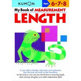 Kumon: My Book of Measurement: Length (Paperback)