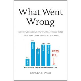 What Went Wrong: How the 1% Hijacked the American Middle Class . . . and What Other Countries Got Right (Hardcover)