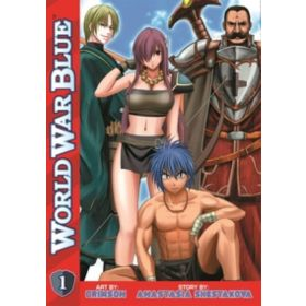 World War Blue, Vol. 1 (Paperback)