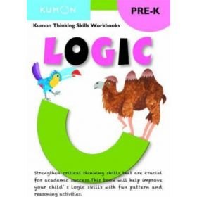 Kumon: Thinking Skills Logic Pre-K (Paperback)
