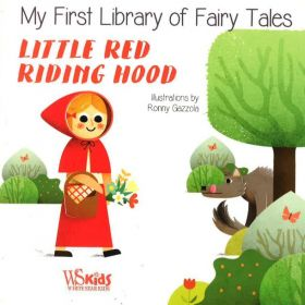My First Library of Fairy Tales: Little Red Riding Hood (Board Book)