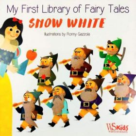 Snow White, My First Library of Fairy Tales (Board Book)