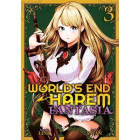 World's End Harem: Fantasia, Vol. 3 (Paperback)