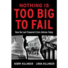 Nothing Is Too Big To Fail: How the Last Financial Crisis Informs Today (Hardcover)