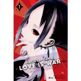 Kaguya-sama: Love is War, Vol. 1 (Paperback)
