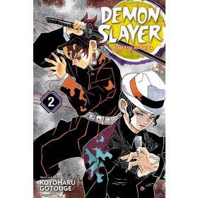 Demon Slayer: Kimetsu no Yaiba, Vol. 2 (Paperback)