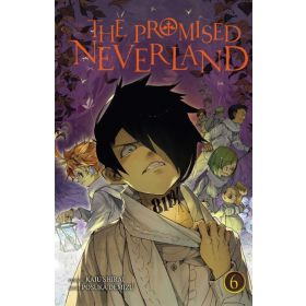 The Promised Neverland, Vol. 6 (Paperback)