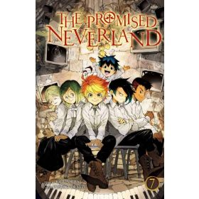 The Promised Neverland: Vol. 7 (Paperback)
