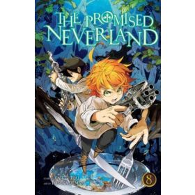 The Promised Neverland, Vol. 8 (Paperback)