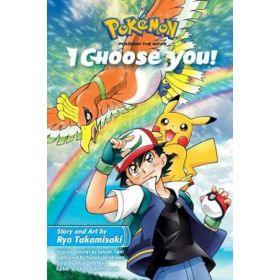 Pokemon the Movie: I Choose You!(Paperback)