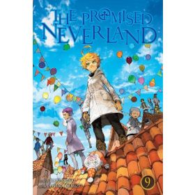 The Promised Neverland, Vol. 9 (Paperback)