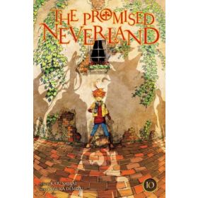 The Promised Neverland, Vol. 10 (Paperback)