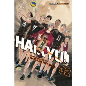 Haikyu!!, Vol. 32 (Paperback)