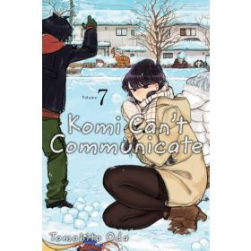 Komi Can't Communicate, Vol. 7 (Paperback)
