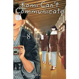 Komi Can't Communicate, Vol. 8 (Paperback)