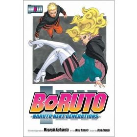 Naruto Next Generations: Boruto, Vol. 8 (Paperback)
