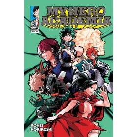 My Hero Academia, Vol. 22 (Paperback)