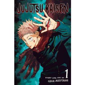 Jujutsu Kaisen, Vol. 1 (Paperback)