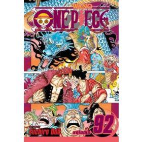 One Piece, Vol. 92 (Paperback)