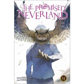 The Promised Neverland, Vol. 14 (Paperback)