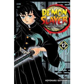 Demon Slayer: Kimetsu no Yaiba, Vol. 12 (Paperback)