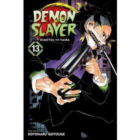 Demon Slayer: Kimetsu no Yaiba, Vol. 13  (Paperback)