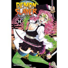 Demon Slayer: Kimetsu No Yaiba, Vol. 14 (Paperback)