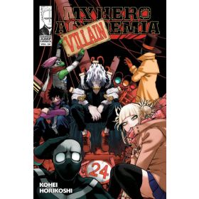 My Hero Academia, Vol. 24 (Paperback)