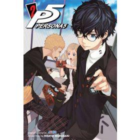 Persona 5, Vol. 2 (Paperback)