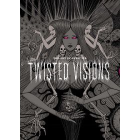 The Art of Junji Ito: Twisted Visions (Hardcover)