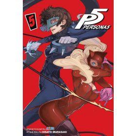 Persona 5, Vol. 5 (Paperback)