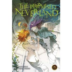 The Promised Neverland, Vol. 15 (Paperback)
