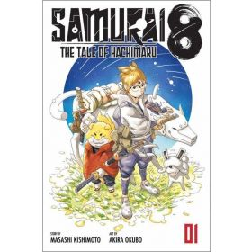 Samurai 8: The Tale of Hachimaru, Vol. 1 (Paperback)