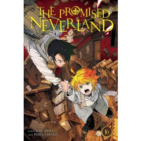 The Promised Neverland, Vol. 16 (Paperback)