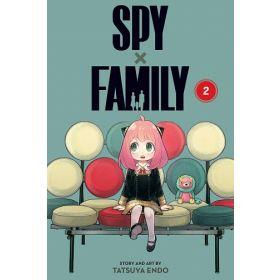 Spy x Family, Vol. 2 (Paperback)