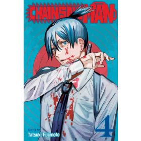Chainsaw Man, Vol. 4 (Paperback)